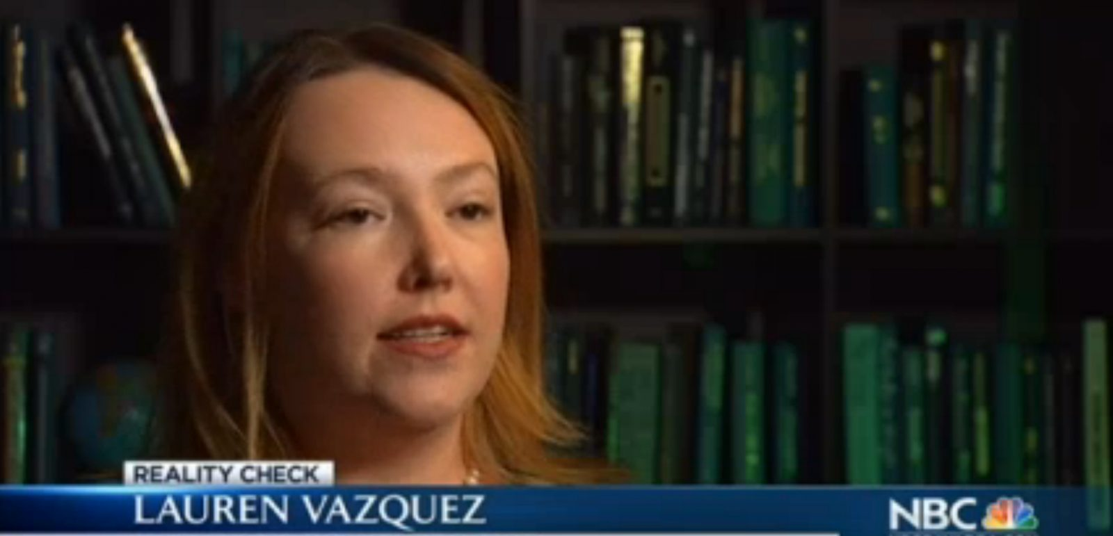 Lauren Vazquez Marijuana Business Lawyer NBC Interview